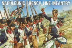 Napoleonic-French-Line-Infantry