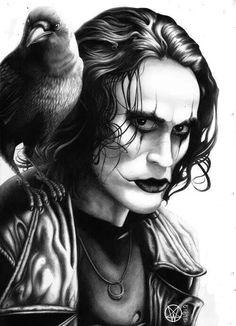 # GOTHIC- THE CROW