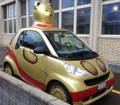 lol a Haribo Smart car :-))