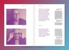 Scalpel on Editorial Design Served