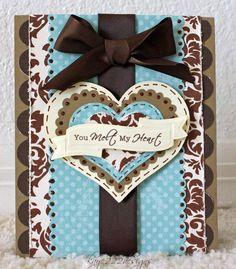 """""""You Melt My Heart"""" Card - Scrapbook.com"""