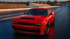 Want to buy a Demon and take it to the track, but fear your insurance company won't understand? Dodge has named Hagerty as its official insurance provider of the Dodge Challenger SRT Demon. Dodge Challenger Hellcat, Dodge Srt Demon, Dodge Challenger Interior, Muscle Cars Dodge, Best Muscle Cars, Supercars, Carros Premium, Automobile, Instagram