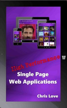 [Free eBook] High Performance Single Page Web Applications Author Chris Love, Got Books, Books To Read, Web Movie, Best Kindle, Michael Collins, Stark, What To Read, Web Application, Book Photography