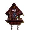 Reutter Black Forest Cuckoo Clock [MC-RP1.399/8] - $15.95 : Mainly Minis Dollhouse Miniatures, Huge selection of dollhouse miniatures with free USA shipping