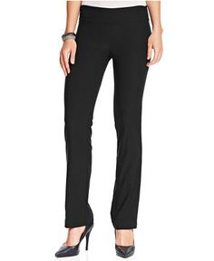 BCX Juniors' Straight Leg Pants - Juniors Leggings & Pants - Macy's
