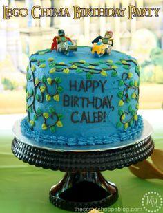 Legends of chima birthday party ideas including lego chima birthday