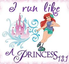 Disney princess half marathon! Feb 2014. I was a little nervous last year; I'm already excited about this one!!