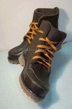Обувь ручной работы. Ярмарка Мастеров - ручная работа. Купить Валенки.  Handmade. Шерсть 2809d346a82