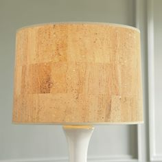 Couture Drum Table/ Floor Lamp Shade