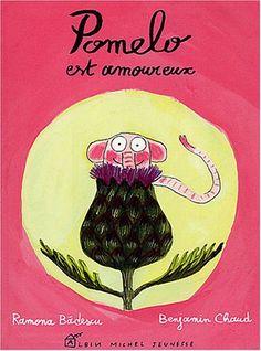 Pomelo est un petit éléphant rose de la taille d'un escargot avec une trompe qui ressemble à un ver de terre. Il habite sous un pissenlit dans le potager et prend la vie du bon côté. S'il est amoureux, c'est bien de la nature qui l'entoure!