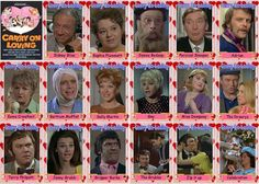 Carry On films - nikolaitradingcards