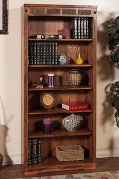 Sedona Bookcase by Sunny Designs