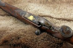 Hunting bolt action rifle based on Argentine DWM action 1909 Bolt Action Rifle, Custom Guns, Hunting Rifles, Airsoft, Hunting, Hunting Guns, Shotguns