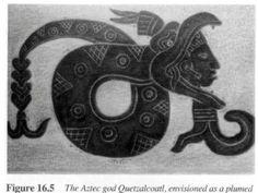La Serpiente Emplumada (Quetzalcoatl)