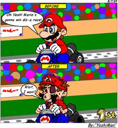 how to play super mario kart 7 on mac