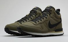 The Colored #Nike Internationalist MID | http://www.royalfashionist.com