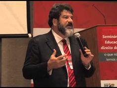 """""""Política Educacional e o direito de aprender: o que nós gestores temos com isso?"""" Mário Cortella - YouTube"""
