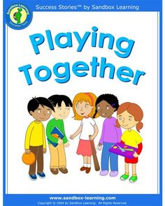 Playing Together | Children's Books | e-Special Needs