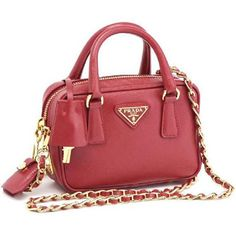If you are looking for the best brand of handbags, you should definitely go for #Pradabags. It is available in a number of varieties, and you should choose the one which you like. There are a wide number of price ranges, such that you can choose the one which is available within your budget. It is also easily available. http://www.luxtime.su/prada-handbags