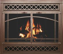 Zero Clearance ReFace Fireplace Doors   Stoll Fireplace Inc.