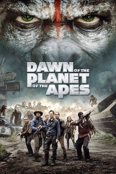 Dawn Of The Planet Of The Apes on DVD from Century Fox. Directed by Matt Reeves. Staring Terry Notary, Kodi Smit-McPhee, Jason Clarke and Toby Kebbell. More Action, Drama and Thrillers DVDs available @ DVD Empire. Movies 2014, Hd Movies, Movies To Watch, Movies Online, Movie Tv, Movies Free, Popular Movies, Film Science Fiction, Fiction Movies