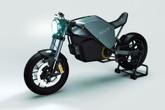 NXT MOTORS ONE - Fully Electric Motorcycle on Behance