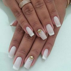 Wedding Nails, Wedding Jewelry, Coffin Nails, Acrylic Nails, Diy Shampoo, Manicure Y Pedicure, Fun Snacks For Kids, Bling Nails, Finger