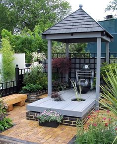 25 Best Meditation Garden Ideas images | Meditation garden ... on Meditation Patio Ideas  id=93926