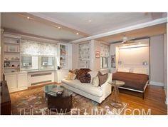 Studio Apartment Inspiration, Murphy Bed
