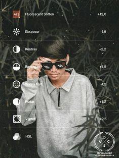 Vsco Cam Filters, Vsco Filter, Iphone Photo Editor App, Vsco Effects, Photo Editing Vsco, Vsco Themes, Vsco Presets, Vsco Photography, Foto Instagram