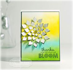 Taylored Expressions - Helping Me Bloom by Charmaine Ikach* #thanks #thankyou #teacherappreciation #recognition #appreciation