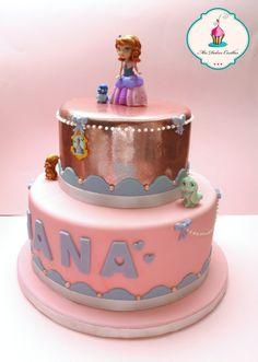 tarta de cumpleaños para Jana