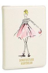 kate spade new york 'naughty/nice' iPad mini folio