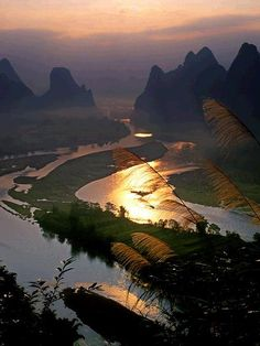 Guilin #travel #route #china