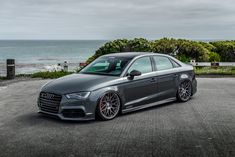Tag Motorsports Audi S3 - AccuAir Suspension