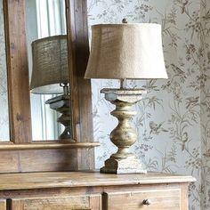 Balustrade Lamp- I h