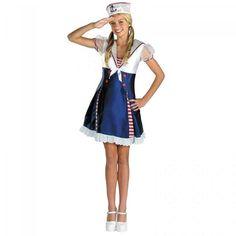 Где можно купить костюм морячка