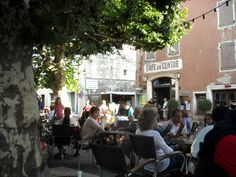 My favorite bar in France:Villedieu is a commune in the Vaucluse department in the Provence-Alpes-Côte d'Azur region in southeastern France