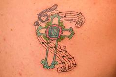 Various Cross Tattoo Designs