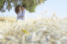 Preboda Lulu y Rosa. Fuentes de Andalucía | Manolo Vega Fotógrafo