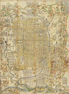 Yoshinaga Hayashi, 1717, Kyoto, Japan