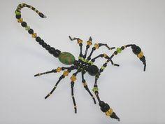 Beaded Scorpion #300