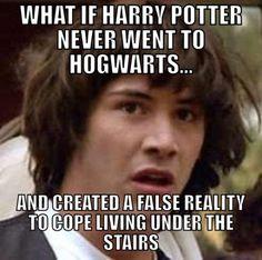 Interesting theory conspiracy Keanu!