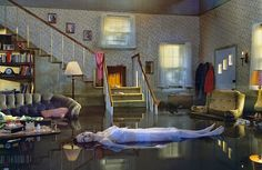 photography by Gregory Crewdson | http://ineedaguide.blogspot.com/2015/01/gregory-crewdson.html #photography