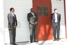 Dedication Of Birthright Alumni Hall At Stillman College