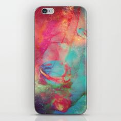 Aurora Iphone & Ipod Touch Skins - by Adaralbion