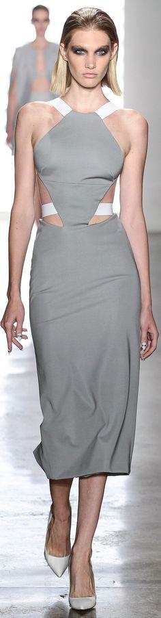 Cushie et Ochs 2020 Ny Fashion Week, Next Fashion, Grey Fashion, Minimal Fashion, Runway Fashion, Fashion Models, Minimal Style, Fashion 2016, Fashion Design