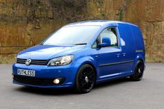 Used 2014 Volkswagen Caddy C20 TDI HIGHLINE for sale in North Yorkshire | Pistonheads