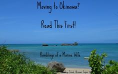 Moving to Okinawa? R