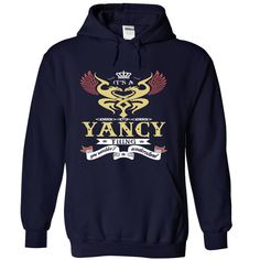 [Best name for t-shirt] its a YANCY Thing You Wouldnt Understand  T Shirt Hoodie Hoodies Year Name Birthday  Discount 5%  its a YANCY Thing You Wouldnt Understand  T Shirt Hoodie Hoodies YearName Birthday  Tshirt Guys Lady Hodie  SHARE and Get Discount Today Order now before we SELL OUT  Camping a baade thing you wouldnt understand a yancy thing hoodies year name birthday its a